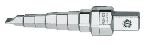 Gedore 380001 - Llave escalonada combinada No. 380150 con 